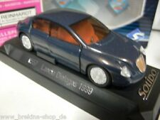 1/43 Solido 1557 Lancia Dialogos 1999 blau metallic