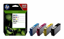 HP 364 Multi-pack Ink Cartridge (Black, Yellow, Cyan, Magenta)