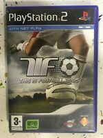 This Is Football 2005 Tif sony PS2 2 Français Pal Allemand Italien