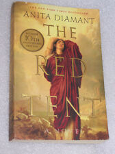 The Red Tent by Anita Diamant 2007 Paperback 10th Anniversary Edition