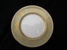 Royal Worcester BALMORAL Green. Side plate. Diameter 6 1/8  inches
