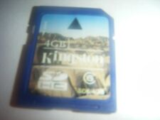 KINGSTON 4GB SD Card Memory for Cameras Wii 3DS Ds Computers & More Lot SD CARD