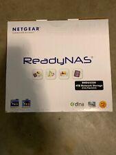 Netgear ReadyNas Ultra 2 RNDU2220 Up 4TB (2*2TB) Network Storage Fully populated