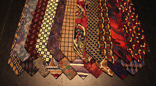 Lot of 20 NEW Designer Neck Ties with Various Patterns L042