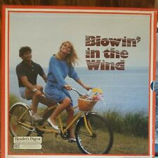 New listing Blowin In The Wind Reader's Digest Vinyl Lp 7 Albums Folk Music 50s-70s wBooklet