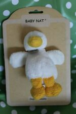 NEW BABY NAT PAQUES EASTER DUCK DUCKLING JOUJOU ET DOUDOU SOFT TOY TEDDY