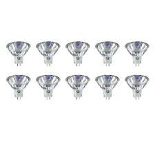 Alogena gu5, 3 50w mr16 10x Pack Riflettore Lampada Specchio Lampada Alogena Lampada Alogena