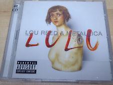 LOU REED & METALLICA * Lulu * NM (2CD)