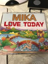Mika Love Today CD Single