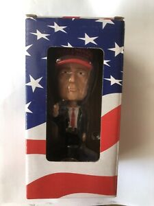 "Donald trump bubble head 5"" Make America Great Again - Gift Box"