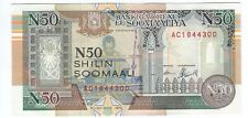 What a steal! MINT 1991 Somaliland 50 shilling note UNC (world/lot) Read Descrip