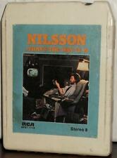 NILSSON THAT'S THE WAY IT IS VINTAGE RARE 8 TRACK TAPE TESTED LATE NITE BARGAIN!