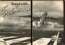Trashman, Spectrum, 1985 Double Page Magazine Advert #17907