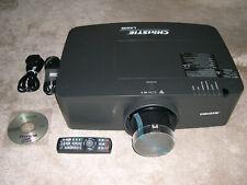 SANYO PLC-XM150L 6000 lm projecteur LCD DATA/Vidéo/HD-Ready CHRISTIE LX605