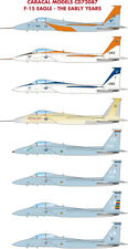 Caracal Models 1/72 decals CD72087 - F-15 Eagle The Early Years