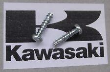 Genuine Kawasaki Phillips Cabeza Auto-Roscado Tornillo BPZ 4x16mm 92009-1063 2-Pack