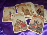 Oracle - jeu de cartes divinatoire voyance tarot style Ancien Tarot