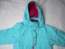 Für Zwillinge / 2 x Skijacken / hellblau ,pink / H&M /  Gr. 158