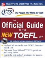 The Official Guide to the New TOEFL iBT with CD-ROM (McGraw-Hill's Official Gui