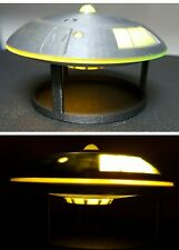 Jupiter 2 [from Lost in Space]-in Flight w Light/Stand-small (Flying Saucer/Ufo)