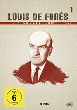 LOUIS DE FUNES Quietsch GROSSE SAUSE 3 DVD Collection 1