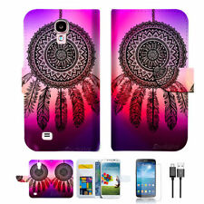 Unbranded/Generic Synthetic Leather Plain Mobile Phone Cases, Covers & Skins for Samsung Galaxy S4
