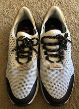Mens Shoes Enduro Pro Comfort Lite Sz 10 Avia White Black New