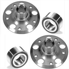 2 FRONT WHEEL HUB & 2 BEARING FOR MERCEDES S350 S550 AWD 4MATIC FAST FREE SHIP