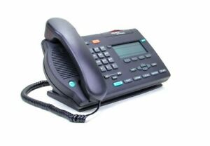 Nortel Meridian M3903 NTMN33GA70 Business LCD Office Phone in Charcoal for PABX