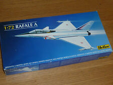 HELLER 80320 MAQUETTE 1:72 RAFALE-A avion de combat chasse AIR FORCE france