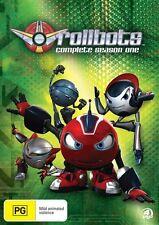 RollBots : Season 1 (DVD, 2011, 4-Disc Set) New  Region 4