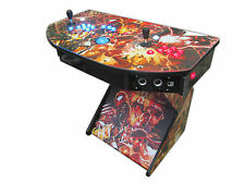 Ryu VS Wolverine Fighting Themed Arcade System 2 Player HDTV HDMI MAME (tm)