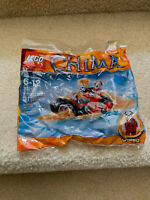 LEGO Chima Worriz' Fire Bike Polybag (30265), 31 pcs, NEW SEALED
