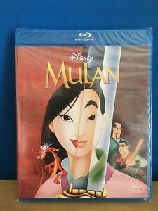 Mulan - Blu-Ray Disc - Classici Disney - NUOVO SIGILLATO