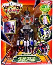 Power Rangers Jungle Fury Deluxe Jungle Master Megazord New Factory Sealed 2008