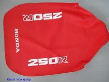 "HONDA ATC250R ATC250 R 1985-1986 SEAT COVER ""RED""  [ES429]"