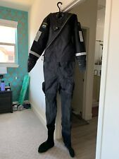 Diving Unlimited International (Dui) Public Safety Tls Drysuit - Large Tall