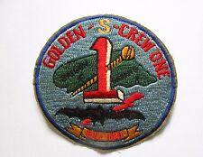 PATCH _ GOLDEN CREW 1 PATCH EC 121 SAI GON PATCH