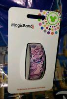Disney MILLENNIAL PINK ANGEL LILO & STITCH Magic Band 2 Magicband Parks NEW