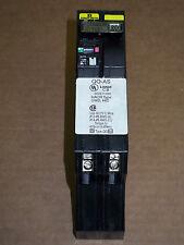 SQUARE D QO-AS 2 pole 20 amp 120/240v QO220AS POWERLINK Circuit Breaker