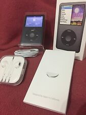 Ultimate iPod Classic 7th 500gb 512Gb SDXC was 160Gb fully refurbished