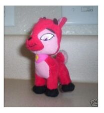 McDonalds Neopets Red Ixi Plushie w/tush tag