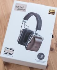 Mitchell and Johnson MJ1 Headphones BNIB RRP over £400 Bargain at Just £129.99 !