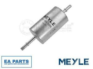 Fuel filter for FORD VOLVO MEYLE 714 323 0006