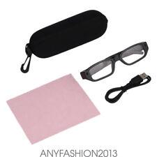 Mini gafas HD 720P cámara espía ocultos ocultos videocámara videocámara DVR