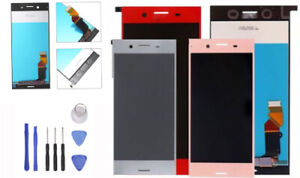 OEM LCD Display Screen Touch Digitizer For Sony Xperia XZ Premium G8141 / G8142