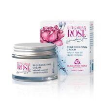 Crema viso rigenerante Bulgarian Rose Signature Spa,rosa+caviale