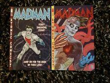 Madman Atomic Comics (2007 Image) #1A and #2