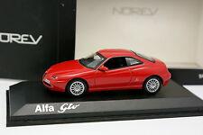 Norev 1/43 - Alfa Romeo GTV 2003 Rouge