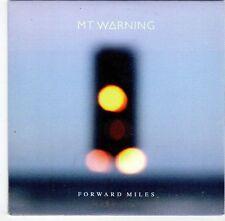 (EM274) Mt Warning, Forward Miles - 2013 DJ CD